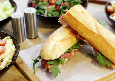 Caffe Palermo Sandwich