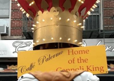 Cannoli King Caffe Palermo