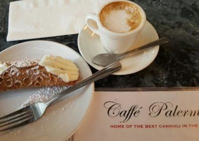 Caffe Palermo Home of the Best Cannoli