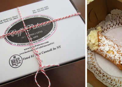 Caffe Palermo King of Cannoli Best On Planet Earth Delivered To Doorstep