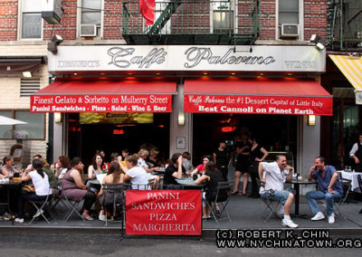Caffe Palermo New York City Attraction Lunch and Dinner