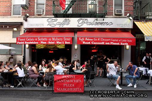 Caffé Palermo   Cannoli King NYC