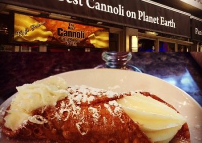 Caffe Palermo Trip Advisor Best Cannoli Dessert NYC Tourist Attraction