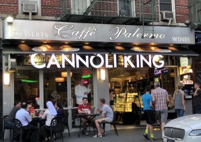 Cannoli King Caffee Palermo